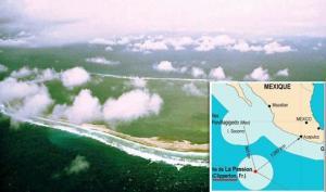 კლიპერონი - დაწყევლილი კუნძული