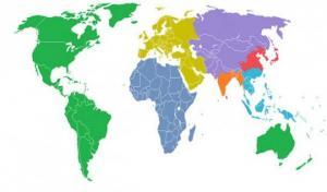 15 უჩვეულო რუკა – გაიცანით მსოფლიო ინფოგრაფიკით