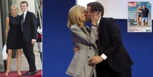 საფრანგეთის პრეზიდენტობის კანდიდატი 39 წლისაა, მისი ცოლი კი 64-ის. მათი სიყვარულის ისტორია(+ ფოტოები)