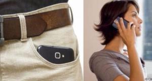არასოდეს ატაროთ ტელეფონი ასე! - წარმოუდგენელი საფრთხე, რომელიც ბევრმა არ იცის!