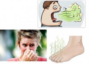 რატომ გვაქვს ოფლის, ფეხის და პირის ღრუს სუნი და როგორ მივხედოთ ამ პრობლემას?