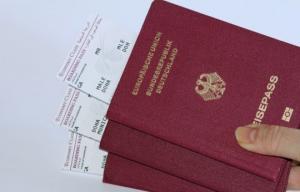 იცოდით სად როგორი პასპორტები გამოიყენება?