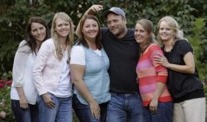 ამერიკელ მამაკაცს ხუთი ცოლი და 24 შვილი ჰყავს