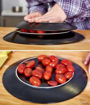 სამზარეულოს ხრიკები,რომლებიც ყველას არ გამოადგება,როგორც ინტერნეტშია ნაჩვენები