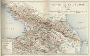 """რატომ უწოდებდნენ ამ რუკას  """" ქართული იმპერიალიზმის"""" რუკას..."""