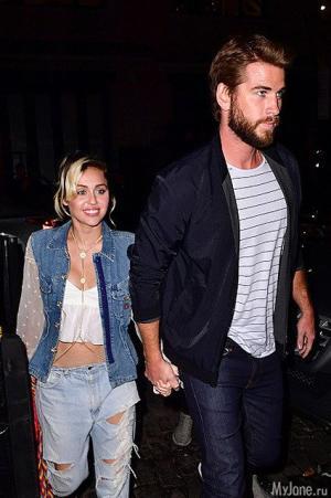 Liam Hemsworth-ის გამო მაილი საირუსმა თავი დაანება სიგარეტს , ალკოჰოლს და ნარკოტიკს