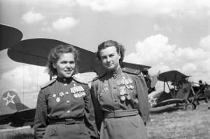 """,,ღამის ალქაჯები""""-მეორე მსოფლიო ომის ერთადერთი ქალთა პოლკი"""