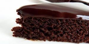 უგემრიელესი შოკოლადის ტორტი (რეცეპტი, რომელიც არ გიმტყუნებთ)