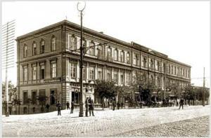 თბილისის არქიტექტურა მე-19 საუკუნის მეორე ნახევრში (სასტუმროები)