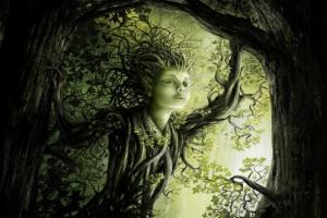 ნამდვილი ამბავი. ზებუნებრივი ტყის სული.