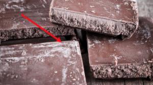 რატომ აქვს შოკოლადს ასეთი თეთრი ლაქები და სახიფათოა თუ არა მისი გამოყენება