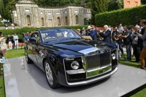 Rolls-Royce – მა ყველაზე ძვირადღებული ავტომობილი წარადგინა