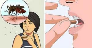 მიიღეთ ეს ვიტამინი და ამის შემდეგ კოღოები აღარასოდეს დაგკბენენ!
