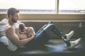 10 ემოციური სურათი მამობრივი სიყვარულისა
