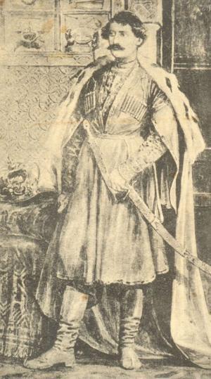 ხელშეკრულება იმერეთის სამეფოსა და რუსეთის იმპერიას შორის. ხელი მოაწერეს იმერეთის უკანასკნელმა მეფემ სოლომონ II-ემ და რუსეთის იმპერიის წარმომადგენელმა გენერალ პ. ციციანოვმა