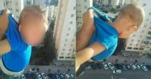ალჟირელს ორი წელი ციხე მიუსაჯეს იმიტომ,რომ 2 წლის ბავშვი აივანზე გადმოკიდა 1000 ლაიქის გამო