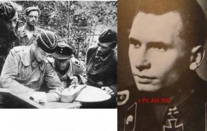 გერმანული ვერმახტის  ლეგენდა ოტტო კარიუსი, ტანკისტი რომელმაც 150 საბჭოთა ტანკი გაანადგურა