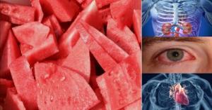 რა მოხდება თქვენს ორგანიზმში თუ ყოველდღიურად ერთ ნაჭერ საზამთროს შეჭამთ