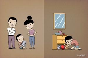 მშობელთა  ჩვევები, რომელთა გამო შვილი ძუნწი იზრდება