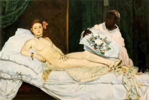 სიშიშვლის თემა XIX-XX სს. ევროპულ მხატვრობაში