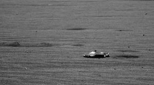 მარსზე უცხოპლანეტელთა ხომალდი აღმოაჩინეს?