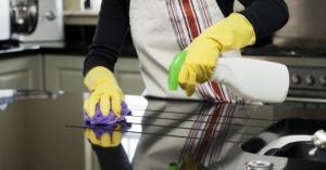 როგორ დავასუფთაოთ სამზარეულო ქიმიური საშუალებების გარეშე?