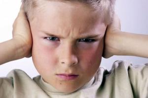ქცევითი დარღვევები ბავშვებში