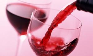 წითელი ღვინის სამკურნალო თვისებები