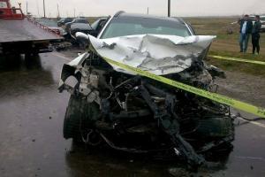 ყვარლის რაიონში სამი ახალგაზრდა ავტოავარიაში დაიღუპა