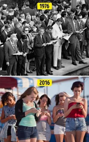 ამ ფოტოების ნახვის შემდეგ თანამედროვე თაობას აღარ გაკიცხავთ