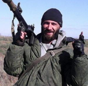 """უკრაინაში ლიკვიდირებულ იქნა რუსი ტერორისტი საძახისით """"""""Шухер""""–ი, 31 წლის ალექსანდრე  შუხარევი"""
