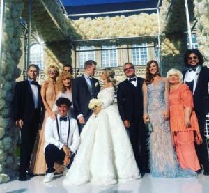 ზღაპრული სასახლე და 2 მილიონის ღირებულების ტორტი: ალა პუგაჩოვას შვილიშვილის ქორწილის დეტალები