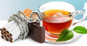 ჩაის რეცეპტი, რომელიც სიგარეტის მოწევის სურვილს აქრობს და ორგანიზმს აჯანსაღებს