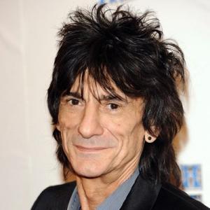 The Rolling Stones გიტარისტს რონი ვუდს ფილტვის კიბო აღმოაჩნდა