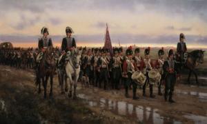 ნაპოლეონის ბატონობა ევროპის კონტინენტზე ტილზიტიდან ვაგრამამდე განვლილ ეპოქაში. ( 1807-1809 ) ნაწყვეტი...