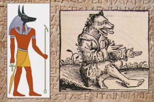 უცნაური ისტორიული ცნობები ძაღლისთავიან ადამიანებზე