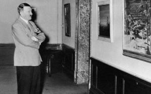 ადოლფ ჰიტლერს ხატვა რომ გაეგრძელებინა, მსოფლიო სისხლისღვრას გადარჩებოდა, ჰიტლერი კი ცნობილი მხატვარი გახდებოდა