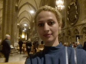 უნგრეთი სთავაზობს პოლიტიკურ თავშესაფარს ირანელ მსახიობ ქალს, რომელმაც ქრისტიანობა მიიღო და შვედეთიდან ირანში დეპორტაცია ემუქრება