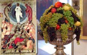 რატომ იკურთხება ფერიცვალებაზე ხილი  და აკრძალულია თუ არა ყურძნის მიღება მანამდე? - ეს ბევრმა არ იცის!