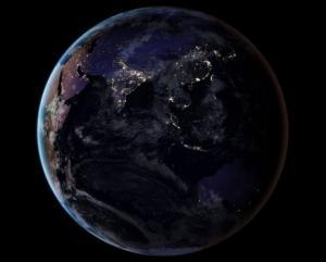 NASA-მ ახალი გამაოგნებელი ფოტოები გამოაქვეყნა– დედამიწა ღამით (ეს უნდა ნახოთ)