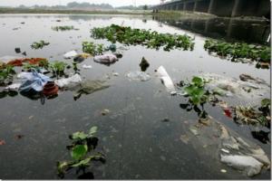 «განგა, შენი წყალი აიმღვრა»: ინდოელებმა დიდი მდინარის გაწმენდა გადაწყვიტეს