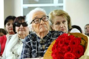 აკადემიკოს მარიამ ლორთქიფანიძეს დღეს 95 წელი შეუსრულდა