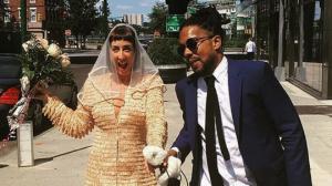 ნიუ-იორკში წყვილმა ავტობუსში იქორწინა