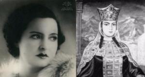 ჰოლივუდში მიწვეული პირველი ქართველი ქალი, რომელიც თამარ მეფის პორტრეტის მოდელად გამოიყენეს