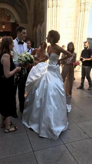 მაკა ასათიანის უფროსი ვაჟი დაქორწინდა-ფოტოები ქორწილიდან