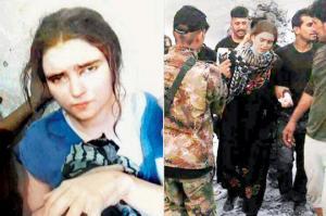 """ერაყში აპირებენ სიკვდილით დასაჯონ """"ისლამური სახელმწიფოს"""" სნაიპერი გოგონა გერმანიიდან(ვიდეო)"""