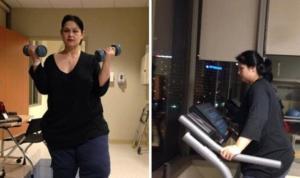 საოცარი ფაქტი: ქალმა 400 კილო დაიკლო ნახეთ როგორ გამოიყურება ახლა ის