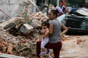 დამანგრეველი მიწისძვრა მექსიკაში