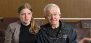 27 წლის ქალი ცოლად გაჰყვა 64 წლის უკრაინელ მანიაკს და გოგონა გაუჩინა, იმედია გოგონას მამის გენები არ გამოჰყვება