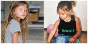 ყველაზე ლამაზი გოგონა მსოფლიოში (+ფოტოები)